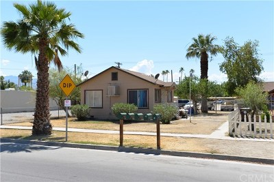 Indio Single Family Home For Sale: 44925 Oasis Street