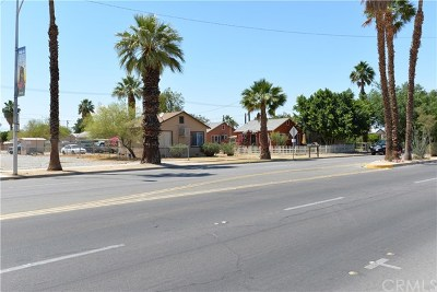 Indio Multi Family Home For Sale: 44911 Oasis Street