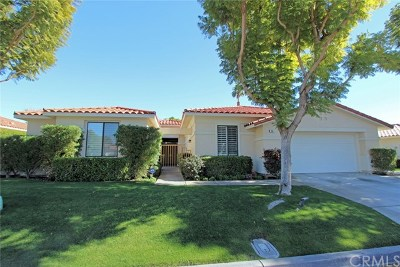 Rancho Mirage Single Family Home For Sale: 55 San Marino Circle