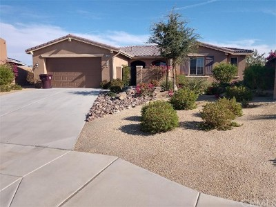 Single Family Home Sold: 41398 Aerodrome Avenue