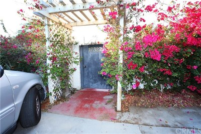 Palm Springs Single Family Home For Sale: 17327 Covey Street