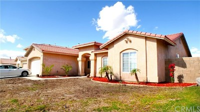 Indio Single Family Home For Sale: 81190 Paludosa Drive