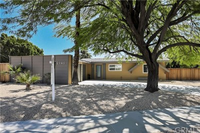 Palm Springs Single Family Home For Sale: 2146 N Blando Road