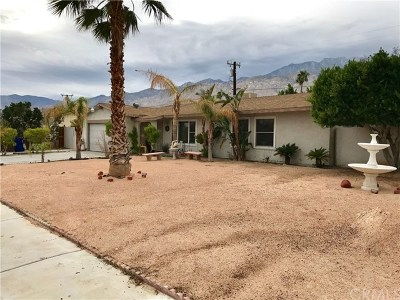 Palm Springs Single Family Home For Sale: 2393 West Nicola Road West