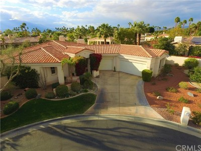 Palm Desert Single Family Home For Sale: 1 Como Circle
