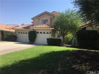Palm Desert Single Family Home For Sale: 39146 Palace Drive