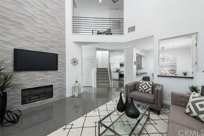Palm Springs Condo/Townhouse For Sale: 324 Ameno Drive West