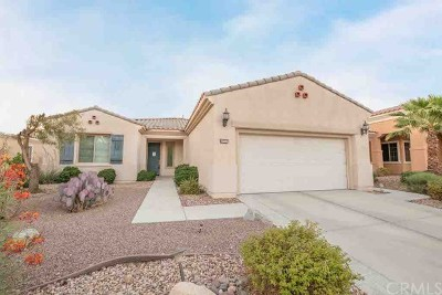 Sun City Shadow Hills Single Family Home For Sale: 40701 Calle Leonora