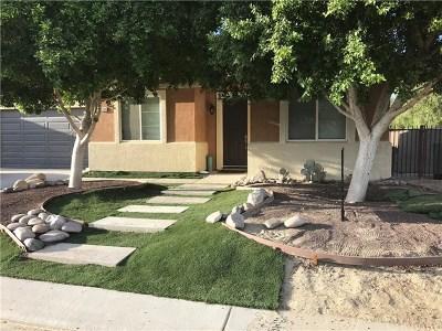 Indio Single Family Home For Sale: 83396 Corte Presidente
