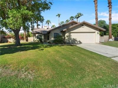 La Quinta Single Family Home For Sale: 49065 Balada Court