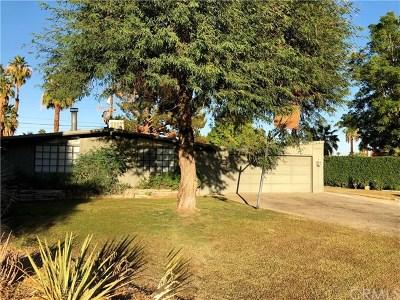 Palm Desert Single Family Home Contingent: 74150 Velardo Drive