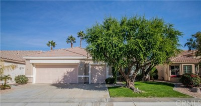 Palm Desert Single Family Home Sold: 78264 Grape Arbor Avenue