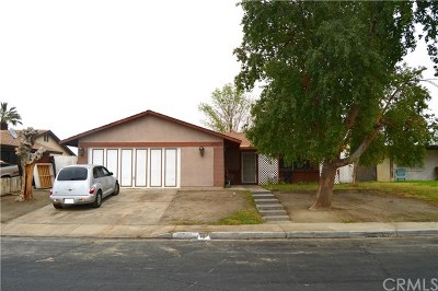 Indio Single Family Home For Sale: 45944 Duquesne Street