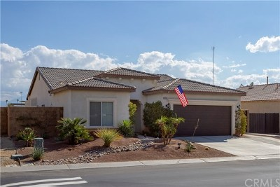 Indio Single Family Home For Sale: 83155 Greenbrier Drive