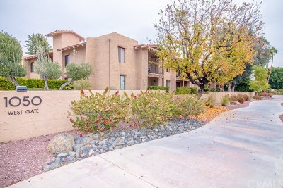 Palm Springs CA Condo/Townhouse For Sale: $205,000