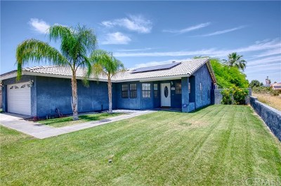 Cathedral City Single Family Home For Sale: 68198 Verano Road