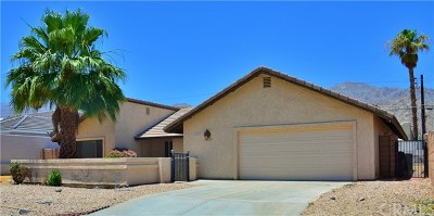 La Quinta Single Family Home For Sale: 54025 Avenida Herrera