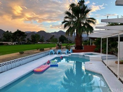 Palm Desert Single Family Home Contingent: 77069 California Drive