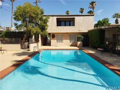 Palm Springs Multi Family 5+ For Sale: 1380 N Indian Canyon Drive