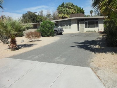 Palm Desert CA Single Family Home For Sale: $259,900