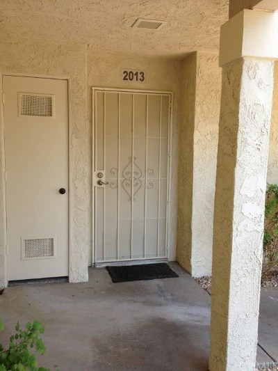 Palm Springs CA Condo/Townhouse For Sale: $169,000