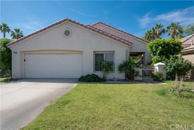 Palm Desert, Indio, La Quinta, Indian Wells, Rancho Mirage Single Family Home For Sale: 80427 Portobello Drive