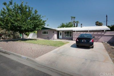 Cathedral City Single Family Home For Sale: 69876 Papaya Lane