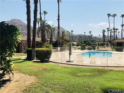 Indian Wells Condo/Townhouse Sold: 76785 Roadrunner Drive