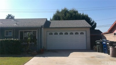 Single Family Home For Sale: 9528 Lundahl Drive