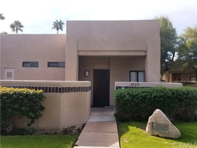 Cathedral City Condo/Townhouse For Sale: 29079 Isleta Court