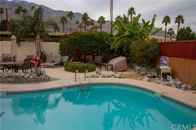 Palm Springs CA Multi Family Home For Sale: $925,000