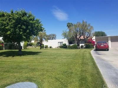 Palm Springs CA Condo/Townhouse For Sale: $265,000