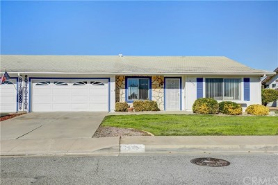 Sun City Condo/Townhouse For Sale: 26490 McCall Boulevard