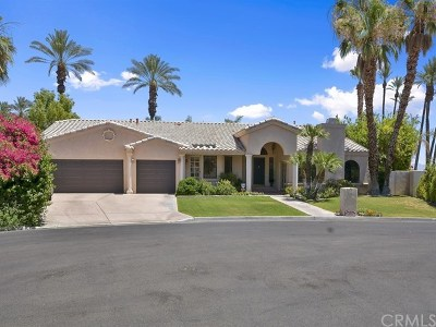 Indian Wells Single Family Home For Sale: 74950 N Cove Drive