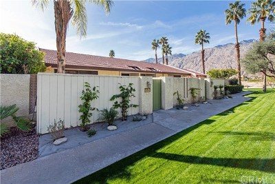 Palm Springs CA Condo/Townhouse For Sale: $395,000