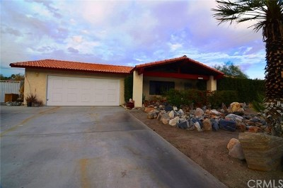 Palm Springs Single Family Home For Sale: 3160 East Vincentia Road