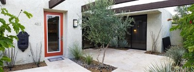 Palm Springs Condo/Townhouse For Sale: 483 North Calle Rolph