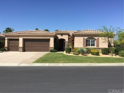 La Quinta Single Family Home For Sale: 52229 Whispering Way