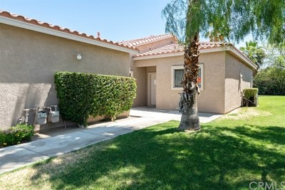 Indio Condo/Townhouse For Sale: 49110 Biery Street