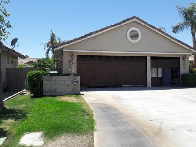 La Quinta Single Family Home For Sale: 44125 Calico Circle