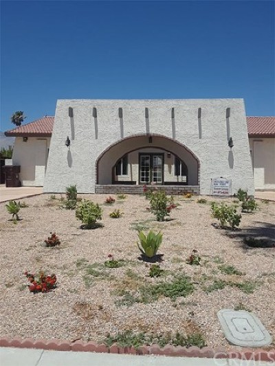 Cathedral City Single Family Home For Sale: 27565 Hombria Drive