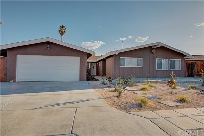 Cathedral City Single Family Home For Sale: 69231 Vera Drive