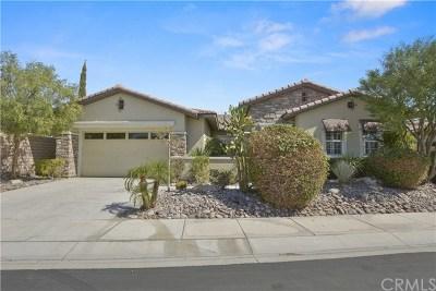 Rancho Mirage Single Family Home Contingent: 79 Via Del Mercato