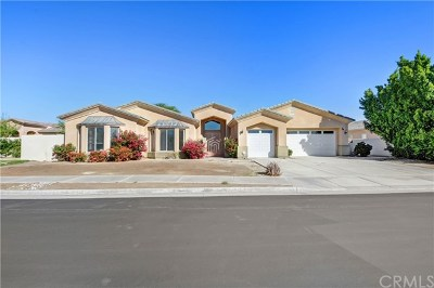 Rancho Mirage Single Family Home For Sale: 34 Calais Circle