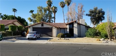 Indio Single Family Home For Sale: 81854 Sierra