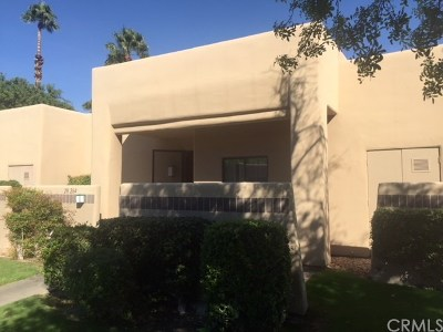 Cathedral City Condo/Townhouse For Sale: 28264 Desert Princess Drive