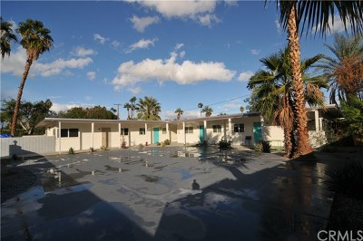 Palm Springs Multi Family Home For Sale: 580 South Desert View Drive
