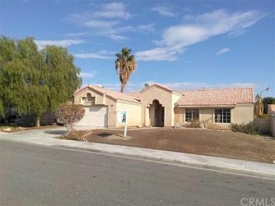 La Quinta Single Family Home For Sale: 45150 Desert Sand Court