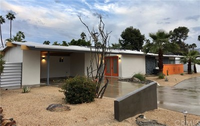 Palm Springs Single Family Home For Sale: 266 N Farrell Drive