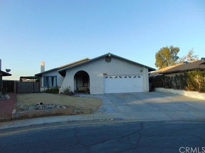 Indio Single Family Home For Sale: 80694 Columbia Avenue
